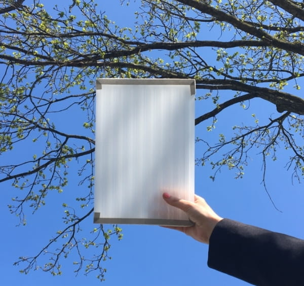Polycarbonat Solar Control 16mm Hitzeabweisend für Terrassendach